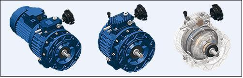 Variatoare mecanice SERIA MK