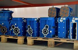 Reductoare cilindro-melcate