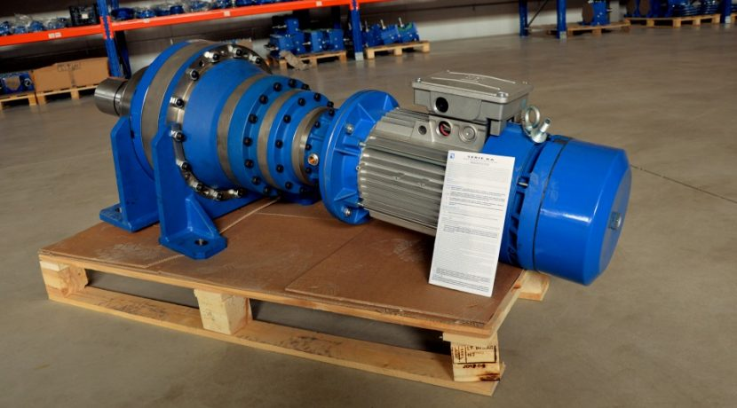 Planetary gearboxes series NRG